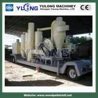 Quality Argentina Mobile wood pellet production line for sale