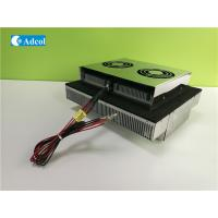 Quality Air To Air Thermoelectric Conditioner 48V DC / Thermoelectric Air Cooler for sale