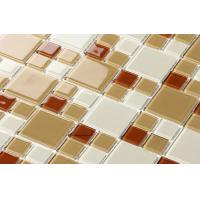 China New Best Selling  Atpalas Sourttain Square Glass Mosaic Tile AGL7007 on sale