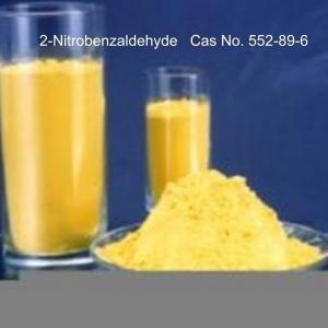 Quality 2- Nitrobenzaldehyde O - Nitrobenzaldehyde Key Intermediate Of Nimodipine for sale