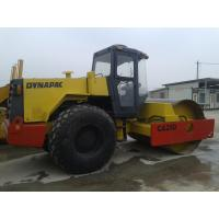 Quality used dynapac CA25D road roller 10 ton double drum compactor year 2003 for sale