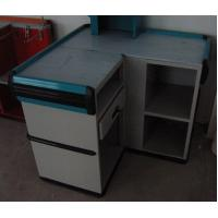 Quality Small Supermarket / Grocery Store Checkout Counters , Checkout Counters For Retail Stores for sale