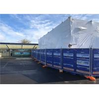 Quality Temporary Noise Fence for Airport and Military and War Area Noise Reduction for sale