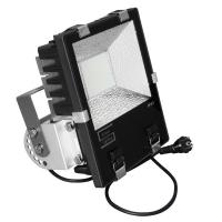 China Aluminum Alloy IP65 Waterproof LED Flood Lights Tempered glass For Exhibition Halls on sale