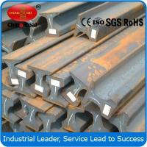 Quality China Heavy steel crane rail for sale