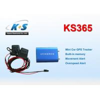 Quality Simple Features Vehicle GPS Tracker Monitor Your Car In Real Time Tracking For Car Rental Company for sale