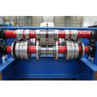 Buy cheap High Strength Cold Roll Deck Floor Forming Machine with Hydraulic motor control from wholesalers