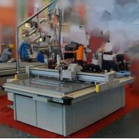 China advertising media cutting system on sale