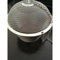 Quality Easy Clean Stainless Steel Tea Ball Infuser For Filtering Coffee , Free Sample for sale