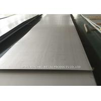 China 2304 Duplex Stainless Steel Sheet Cold Hot Rolling High Mechanical Strength on sale