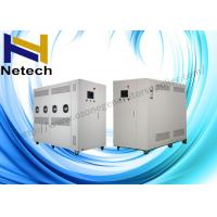 Quality 150 - 220g/h Intelligent Complete Ozone Machine With PLC For Wastewater Treatment for sale