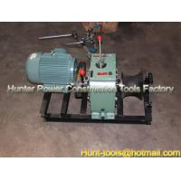 Quality 5T Cable Laying Equipment Electric Cable Pulling Winch Machine for sale