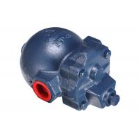 Quality Flange End DSC Steam Trap Ductile Iron Float Type Thread End Operated F22 Model for sale
