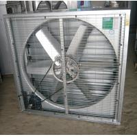 Quality industry greenhouse pig house poultry house wall mounted metal belt driven exhaust fan with good price for sale