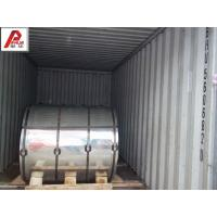 Buy cheap Buding material  full hard PPGI Steel Coil / gi coil 0.23 ~ 1.0mm Thickness from wholesalers