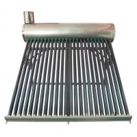 China All stainless steel thermosiphon solar water heater on sale
