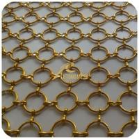 Anping Decorative Metal Ring Mesh