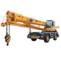 Quality High Power Rough terrain mobile crane lifting RT25  With QSB6.7- C190 Engine for sale