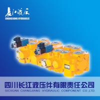 Buy cheap DC series multiple directional valve from Wholesalers