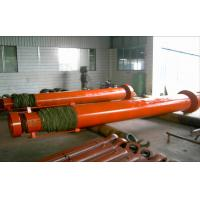 Quality Single Piston Rod Custom Made Hydraulic Cylinders For Hydraulic Pile Driver for sale