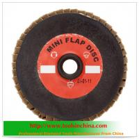 Quality abrasive cloth polish flap disc for sale