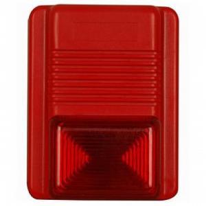 China China security Fire-alarm siren,outdoor alarm horn,alarm siren,strobe light,alarm Speaker,Fire alarm,worning alarm devices,audible-visual annunciator,LED Firefighting strobe siren,Flashing light MD-F3 on sale