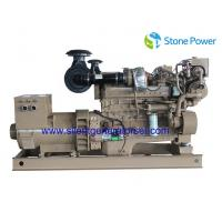 Buy cheap CCS Certification 12 Cylinder Marine Diesel generator set 50HZ With Cummins from wholesalers