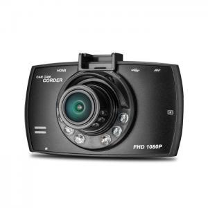 China YUEXU DVR Dash Camera 2.4 Inch Dash Cam LCD HD Full 1080P Video Recorder 32GB G-sensor Recorder Car DVRS Night Vision on sale
