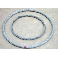 Quality Endless Round Grommet Wire Rope Slings Braided Loop Sling with Galvanized for sale