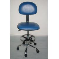 China High Adjustable PU Leather China  Antistatic ESD Chair on sale