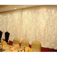 Quality fairy lights curtain backdrop for sale