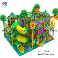 Quality Children Indoor Playground Equipment (XYY-7001A) for sale