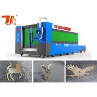 Quality TAIYI Fiber Laser Sheet Metal Cutter 3 axis For Automobile Manufacturing for sale