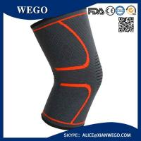 Quality Ultra Flex Athletics Knee Compression Sleeve Support for Running, Jogging, Pain Recovery-Single Wrap for sale