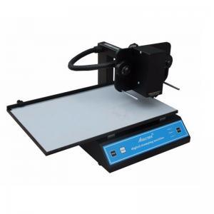 China 57*250 digital foil hot stamping machine audley adl 3050a digital foil printer foil express for leather paper bookcover on sale