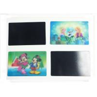 Quality Disney FAMA 3D Fridge Magnets Professional 0.1mm - 0.6mm Thinkness for sale