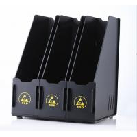 Quality Permanent ESD Safe Magazine File Holder With 1 / 2 / 3  Compartments for sale