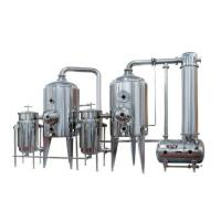 Quality Multifunctional Miniature Herb Extraction Equipment And Concentration Machine for sale