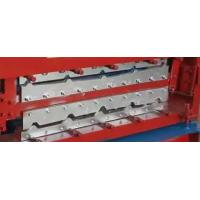 Quality Aluminium Double Layer Roofing Sheet Cold Roll Forming Machine 16 Stations for sale
