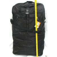 """Quality 40"""" 70LB. SUITCASE CAPACITY EXPANDABLE ROLLING SPINNING WHEELED BAG N LUGGAGE / for sale"""