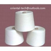 Quality Ne100/1 long fiber combed cotton yarns for knitting or for weaving or for knitting for sale