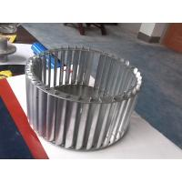 Quality double/single inlet  forward curve fan wheel for air condition for sale