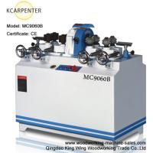 Buy cheap Broom stick making machine MC9060B final product diameter range 15 to 60mm from Wholesalers