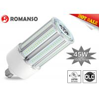 Quality LM80 Listed Samsung SMD5630 LED Chip 45W Corn Led Lamps With 5 Year Warranty for sale