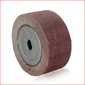 Quality Abrasive Flap Polishing Machine Wheel Uniform Surface Treatment Effect for sale