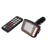 """Quality Black 1.8"""" Lcd206 Fm Channels Sd / Mmc car Mp3 Mp4 Player Fm Transmitter Car Electronics Products for sale"""