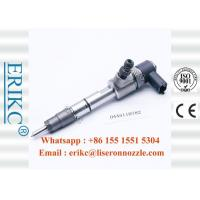 Quality ERIKC 0 445 110 782 Auto Engine Injectors 0445110782 bosch Heavy Truck Pump Injector 0445 110 782 for sale