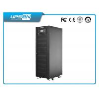 China 3 Phase +N+PE 380/400/415Vac Online High Frequency UPS Power Supply For Bank​ on sale
