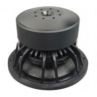 Quality 12 15 inch 2000w RMS High Powered SPL competition Car Subwoofer for sale