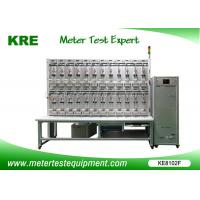Quality 120A  Single Phase Meter Test Bench Multiple Switchable Channels Class 0.05 for sale